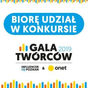 gala konkurs na blog 2019