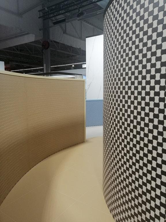 drobna mozaika gorseciki czarno białe