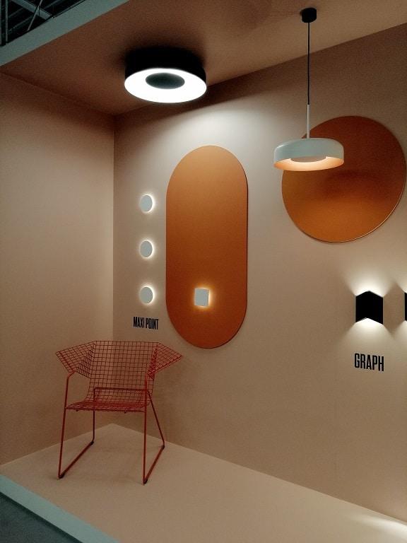 druciane krzesło na warsaw home 2019