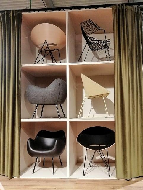 piekne nowoczesne fotele