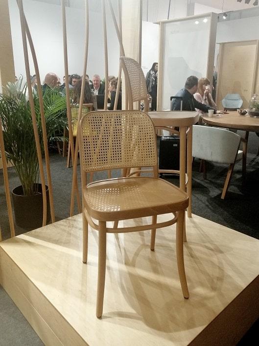 plecionka rattanowa rattan krzesło polskie paged