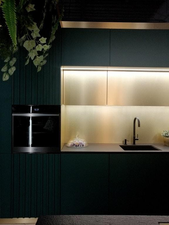 złote fronty ziela kuchnia